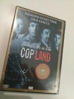 DVD   COP LAND ( ALEMAN /DEUTSCH) NIEMAND STEHT UBER  DEM GESETZ