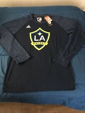 Los Angeles Galaxy Men's Size Large Adidas Longsleeve