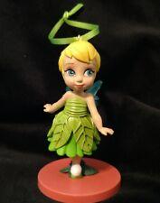 Disney Animator Princess Baby Tinkerbell Christmas Ornament Neverland