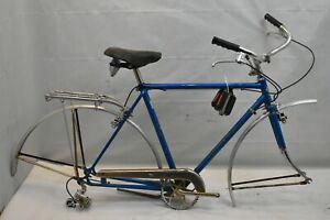 1979 Nishiki Super 5 Vintage Cruiser Bike Frame Set 53cm Small Steel USA Charity