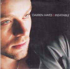 Darren Hayes Insatiable Promo CD Singe XPCD2627