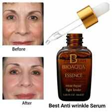 Hyaluronic Acid Strong Anti Ageing Wrinkle Serum 100% Natural Firming Collagen.