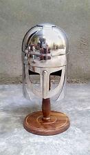 Medieval Roman Centurion Helmet Crest Plume Gladiator Costume decor miniature