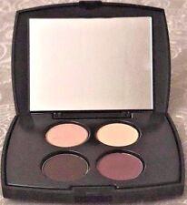 Lancome Color Design Quad Eye Shadow Positive Gaze Garnet Sensation Guest List