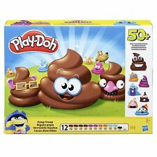 Play-Doh Poop Troop Modelling Playset With 12 Cans