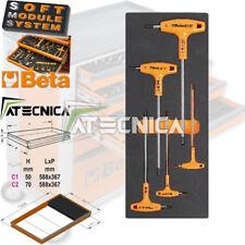 Termoformado Beta M55 C1-147 5 herramientas llaves allen por cabeza redonda