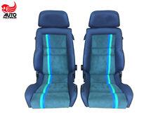 2 Recaro idealsitz CS cuir pour BMW Alpina b3, b5, b6, b10 e30, e34, e21 e36 Top