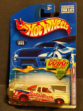 '02Hot Wheels #95 Sweet Rides Series 1/4- Chevy Pro Stock Truck- 54373 Baby Ruth