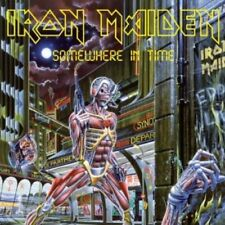 Picture Disc Iron Maiden Music Records