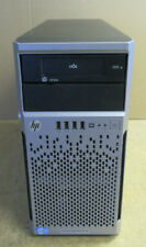 "HP Proliant ML310E G8 Xeon Quad Core E3-1240v2 3.40Ghz 4GB 4x 3.5"" Tower Server"