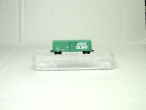 MICRO-TRAINS LINE Z SCALE 40' STANDARD SINGLE DOOR BOX CAR RI 50000181