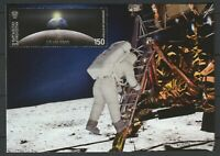 Kyrgyzstan 2019 Space, Apollo 11 50th Anniversary Moon Landing Maximum Card