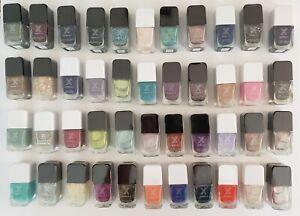 Sephora Nail Polish Formula X Color Effects Sheer Kendo 12mL Bottles .4 FL Oz