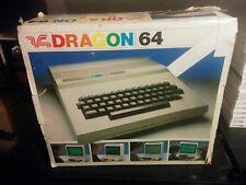 RARE Vintage Dragon 64 Micro Computer