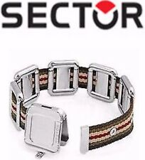 New Sector Jewels Collection Adventure Gents Surgical Steel Bracelet RRP £150 #1