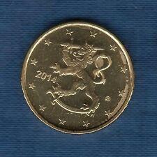 Finlande - 2014 - 50 centimes d'euro - Pièce neuve de rouleau -