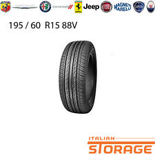 RUBBER PNEUMATIC SUMMER OVATION 195 / 60 R15 88V VI - 682 NEW MAI MOUNTED