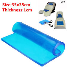 Motorcycle Seat Gel Pad Polyurethane Elastic Fiber Shock Absorption Seat Cushion