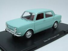 Simca 1000 LS Stradale  1969 1:24 scale