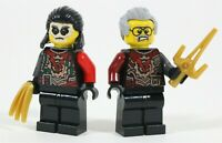 LEGO NINJAGO ACRONIX KRUX MINIFIGURES HANDS OF TIME - MADE OF GENUINE LEGO PARTS