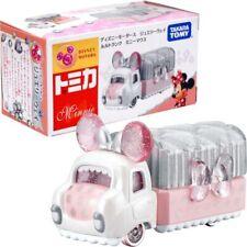 Takara Tomy Tomica Disney Motors Jewelryway LuLu Truck Minnie Mini Diecast Car