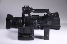 Sony NEX-EA50U Professional Camcorder with 18-200mm Lens