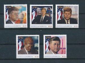 D141098 John F. Kennedy MNH Antigua & Barbuda