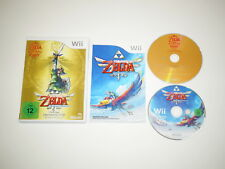 Nintendo Wii Spiel The Legend of Zelda Skyward Sword mit Bonus CD #54137