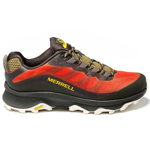 Merrell Moab Speed Herren Rot Outdoor Trekking Trail Running Schuhe