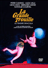 TENDER (TENDRE) DRACULA Peter Cushing DVD Vampire LA GRANDE TROUILLE