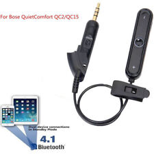 Bluetooth4.1 Receiver Adapter Cable Replace For QuietComfort QC15 Bose>Headphone
