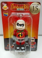 Bearbrick X Disney Incredibles Christmas Party 2013 Ornament  Prize #15-Medicom