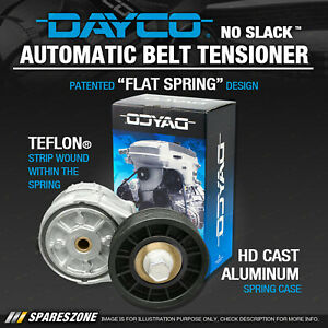 Dayco Automatic Belt Tensioner for Mercedes Benz Sprinter Valente 113 116 Vito