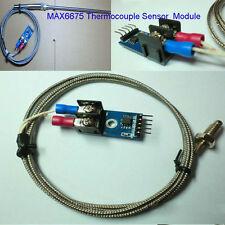 Hot  K Type Thermocouple MAX6675 Thermocouple Sensor  Module Temperature 0~1024℃