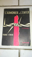 René Closset - Franz Stock : L'aumônier de l'Enfer - Salvator (1965)