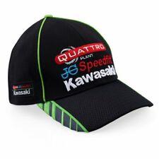 QUATTRO KAWASAKI ROUND PEAK BASEBALL CAP