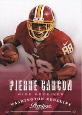 Pierre Garcon  2013 Panini Prestige Football Sammelkarte, #195