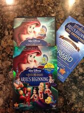 The Little Mermaid - Ariel's Beginning (DVD, 2008)Authentic US Release
