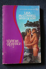 Lisa McConnell, River of Love (Rapture Romance)