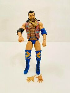 WWE Mattel Elite Legends Series Razor Ramon Wrestling Figure NEW! Complete