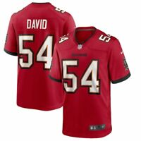 Brand New 2020 NFL Nike Tampa Bay Buccaneers Lavonte David Game Edition Jersey