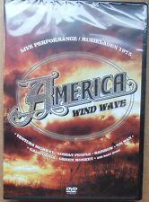 America Wind Wave - Live Performance - DVD neu & OVP