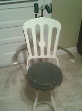 Antique dentist chair collectable medical industrial steam punk