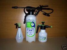 New Sprayer Gift Set, Garden, Allotment, 3 Sprayers, Water Handheld, Anti Weed