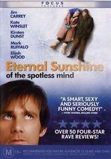 Eternal Sunshine Of The Spotless Mind (DVD, 2004) Unsealed