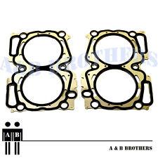 Fit Impreza STI WRX 2.5L EJ255 EJ257 MLS Turbo Steel Head Gasket New Pair 0.55mm