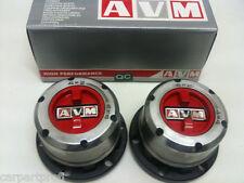 2 AVM Freilaufnaben HEAVY DUTY Nissan Patrol Modelle