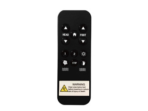 Ashley Sierra Sleep M9X8 Replacement Remote for Adjustable Bed