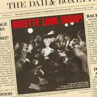 ROXETTE look sharp (CD, album, 1988) pop rock, synth pop, very good condition,