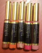 NEW Factory Sealed 5 Lipsense Senegence + BONUS Glossy Gloss Travel Samples!!!